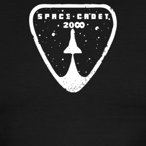 space cadet forever - Men's Ringer T-Shirt