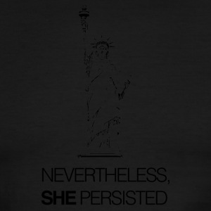 Nevertheless, SHE Persisted - Men's Ringer T-Shirt