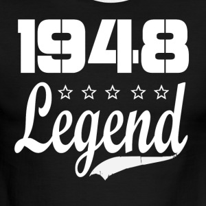 48 Legend - Men's Ringer T-Shirt