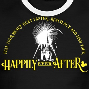 Happily Ever After - Men's Ringer T-Shirt