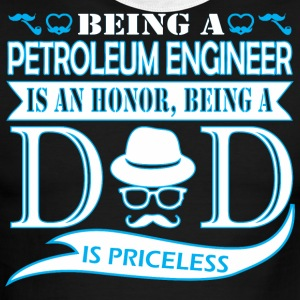Being Petroleum Engineer Honor Being Dad Priceless - Men's Ringer T-Shirt