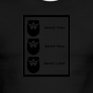 Beard Later - Men's Ringer T-Shirt
