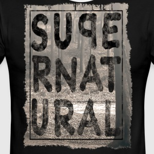 supernatural - Men's Ringer T-Shirt