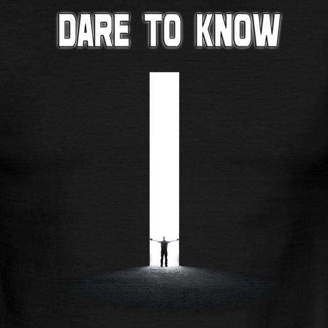 HL - DARE Tʘ KNOW