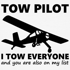 tow pilot - Men's Ringer T-Shirt