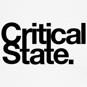 Critical State Merchandise - Men's Ringer T-Shirt