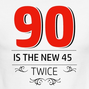90 years and increasing in value - Men's Ringer T-Shirt