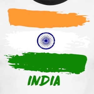 india design - Men's Ringer T-Shirt
