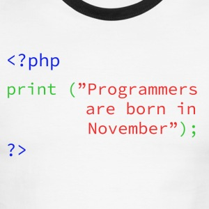 Programmers Month - Men's Ringer T-Shirt