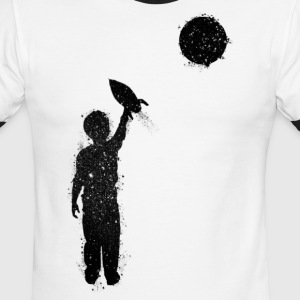 Star Boy - Men's Ringer T-Shirt