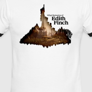 What Remains of Edith Finch - Men's Ringer T-Shirt