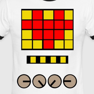 Mettaton - Men's Ringer T-Shirt