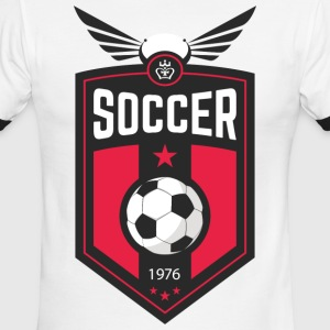 soccer1976_T-shirt - Men's Ringer T-Shirt