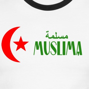 Muslima - Men's Ringer T-Shirt