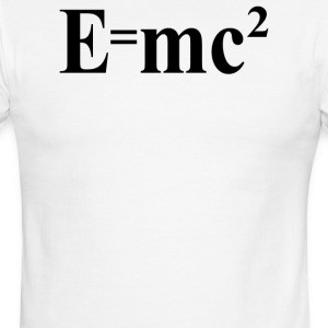 Einsteins Theory of Special Relativity - Men's Ringer T-Shirt
