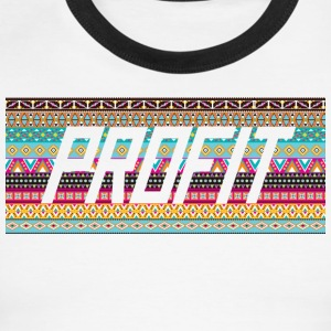 Profit - Aztec Limited Edition - Men's Ringer T-Shirt