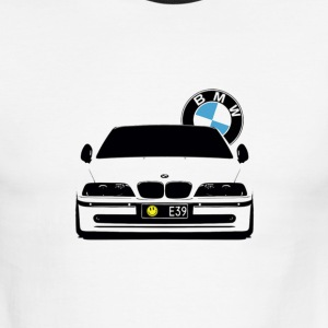 Bmw E39 - Men's Ringer T-Shirt
