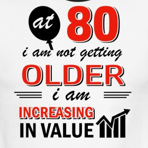 Funny 80 year old gifts - Men's Ringer T-Shirt
