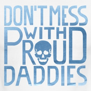 VATERBIER - Don't mess with proud Daddies - Men's Ringer T-Shirt