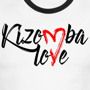 kizomba love - Men's Ringer T-Shirt