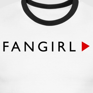 13 Reasons Why - Fangirl - Men's Ringer T-Shirt