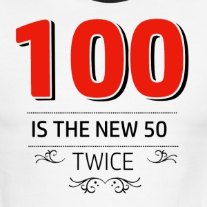 100 years and increasing in value - Men's Ringer T-Shirt