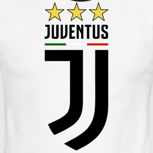 juventus new logo - Men's Ringer T-Shirt