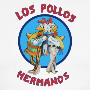 Los pollos hermanos | Logo HD - Men's Ringer T-Shirt