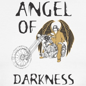 ANGEL OF DARKNESS - Men's Ringer T-Shirt
