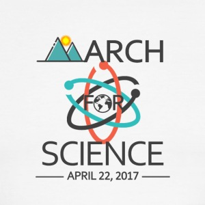 March for Science - Men's Ringer T-Shirt