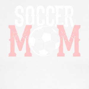 Soccer Mom T Shirt - Men's Ringer T-Shirt