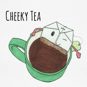 Cheeky Tea - Men's Ringer T-Shirt