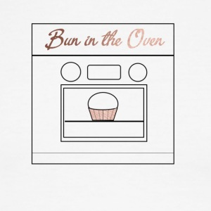 Bun in the Oven - Men's Ringer T-Shirt