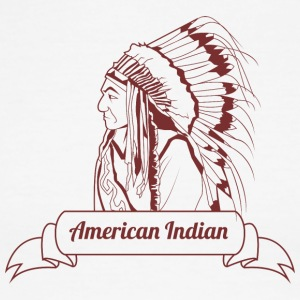 american_indian - Men's Ringer T-Shirt