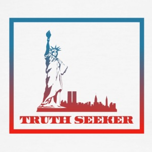 Truth seeker - Men's Ringer T-Shirt