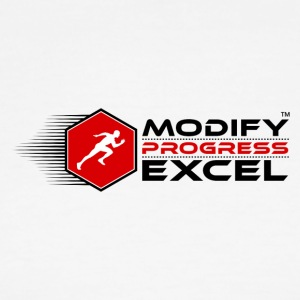 MODIFY PROGRESS EXCEL - Men's Ringer T-Shirt