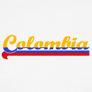 Colombia - Men's Ringer T-Shirt