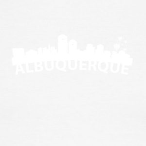 Arc Skyline Of Albuquerque NM - Men's Ringer T-Shirt