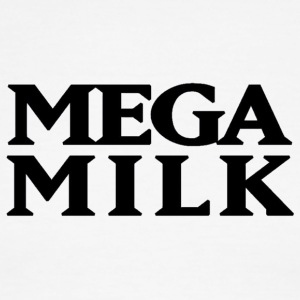 Mega Milk Drink - Men's Ringer T-Shirt