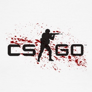CSGOLOGO - Men's Ringer T-Shirt