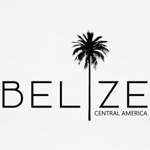 Belize Palm - Men's Ringer T-Shirt