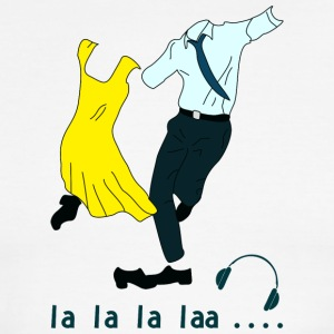 La la land dance - Men's Ringer T-Shirt