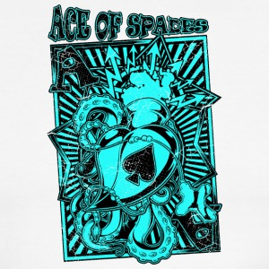 ace of spades - Men's Ringer T-Shirt