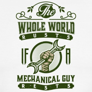 Mechanical Engineering design - Men's Ringer T-Shirt