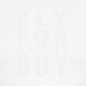 Pretty fly for a little guy - Men's Ringer T-Shirt