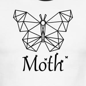 moth - Men's Ringer T-Shirt