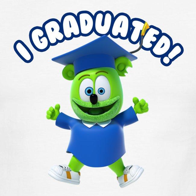 I Graduated! Gummibar (The Gummy Bear)