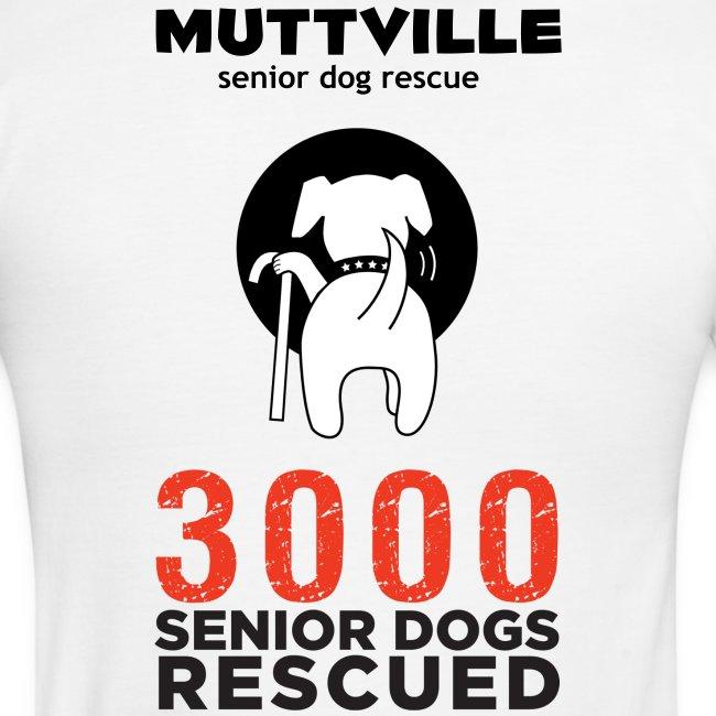 Muttville 3000 back