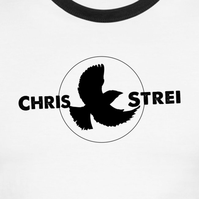 Chris Strei BlackBird Logo (black)