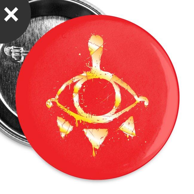 Yiga Scum (gold on red)